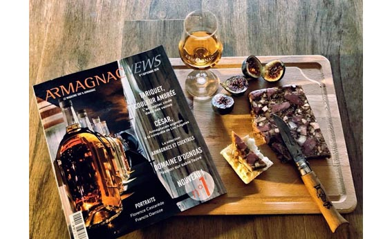 ArmagnacNews le magazine 100% armagnac